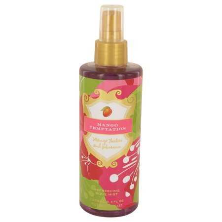 c52cc59e01 Mango Temptation by Victoria s Secret Mango Nectar and Hibiscus Body Mist  8.4 oz-248 ml-Women - Walmart.com