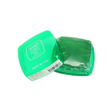 Shiseido Special Honey Cake Translucent Soap, Green, 3.5