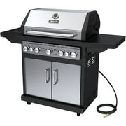 Dyna-Glo DGA550SSN-D 5-Burner Stainless Natural Gas Grill
