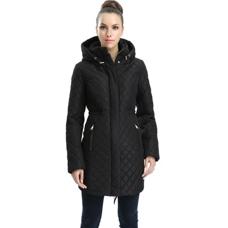 Women's Angela Waterproof Quilted Parka - Quilted Parka