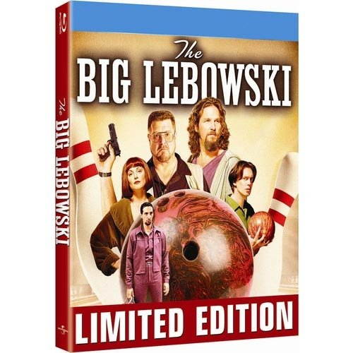 The Big Lebowski (Limited Edition Blu-ray) (Digi-Book) (Widescreen)