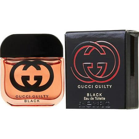 Gucci 17890175 Guilty Black By Gucci Edt .16 Oz Mini