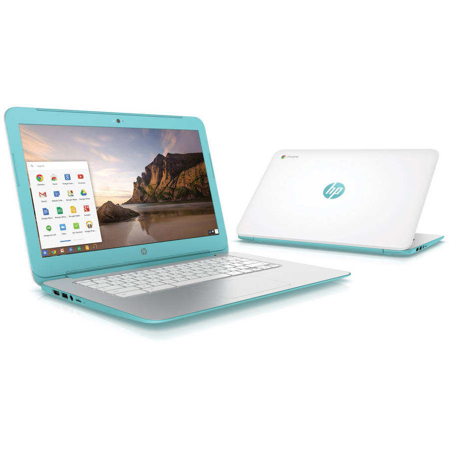 "HP 14"" 14-X010WM Chromebook PC with NVIDIA Tegra K1 Mobile Processor, 2GB Memory, 16GB eMMC and Chrome OS (Available in two colors)"
