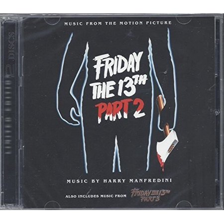 Friday The 13th Soundtrack (CD)