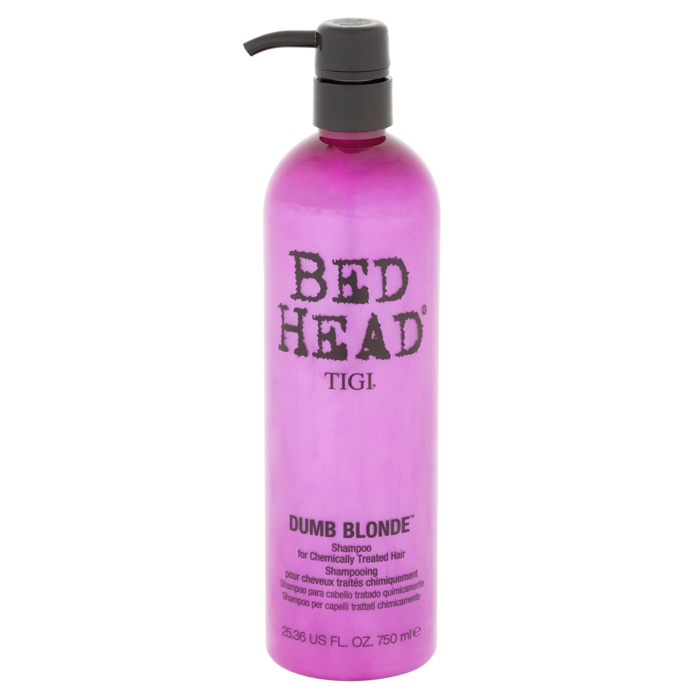 bd4bd31a5552b Bed Head TIGI Dumb Blonde Shampoo, 25.36 Oz - Walmart.com