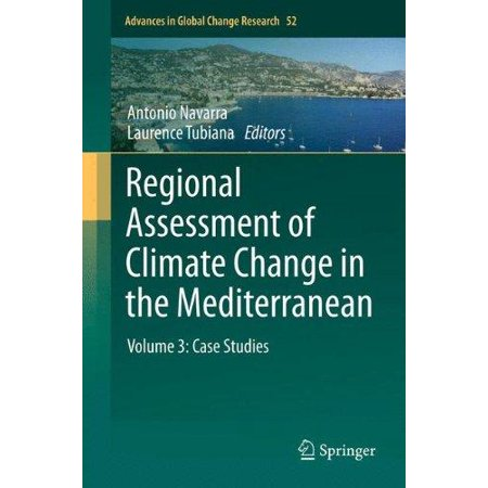 Regional Assessment of Climate Change in the Mediterranean - image 1 of 1