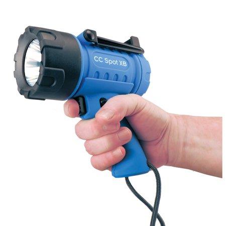 Blue Led Spotlight (C. Crane CC Spot XB handheld LED)