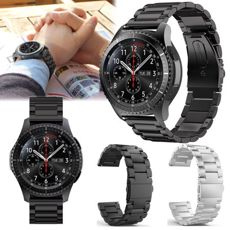 Classic Stainless Steel Link Strap Watch Band  for Samsung Gear S3 Frontier S3 New - image 5 of 5