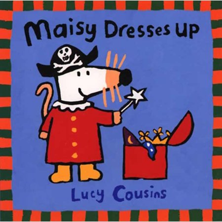 Maisy Dresses Up - Easy Jobs To Dress Up As