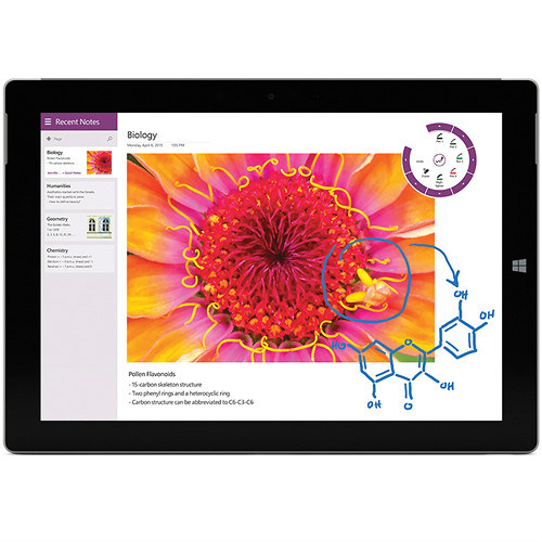 Refurbished Microsoft Surface 3 Multi-Touch Tablet Surface 3 Tablet