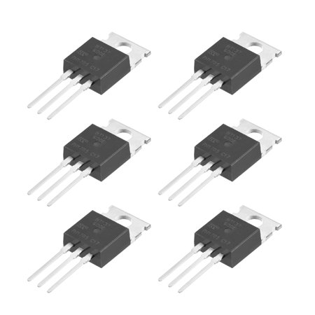 BT137-600E Semiconductor Schottky Barrier Rectifier Diodes 8A 600V 6pcs