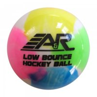 A&R Sports Low Bounce Hockey Ball (Multiple Colors & Pack Counts)