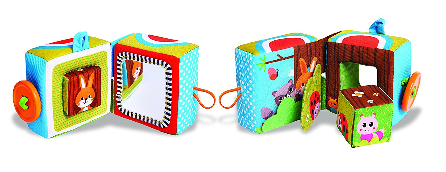 Flip Cube Toy..., By Tiny Love Ship from US by