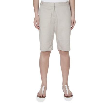 Juniors' School Uniform Bermuda Shorts - Juniors Back To School Clothes