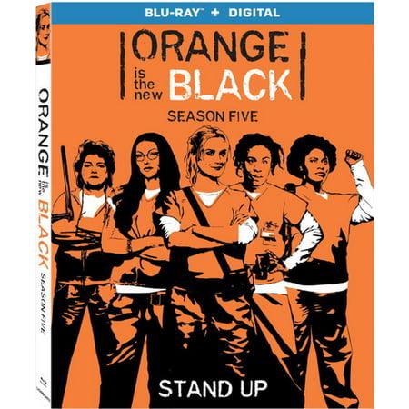 Orange Is the New Black: Season Five (Blu-ray + Digital) - Orange Is The New Black Mendez
