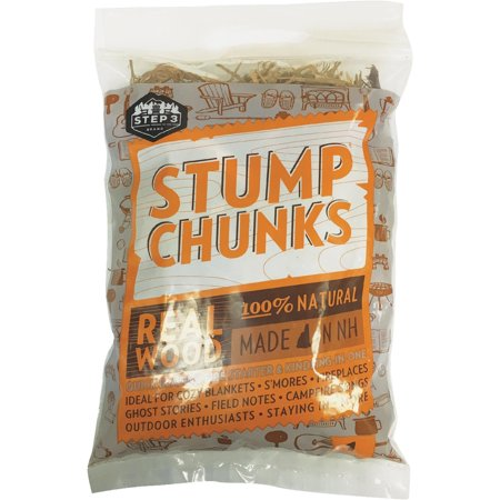 Stump Chunks Kindling & Fire Starter ()