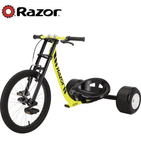 Razor DXT Drift Trike - Where Downhill Meets
