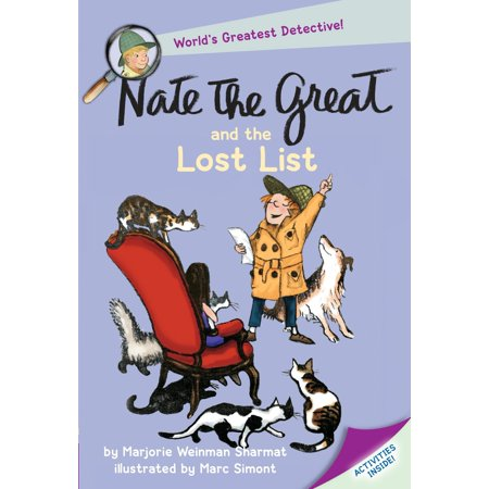 Nate the Great and the Lost List](Nate The Great Halloween Hunt)