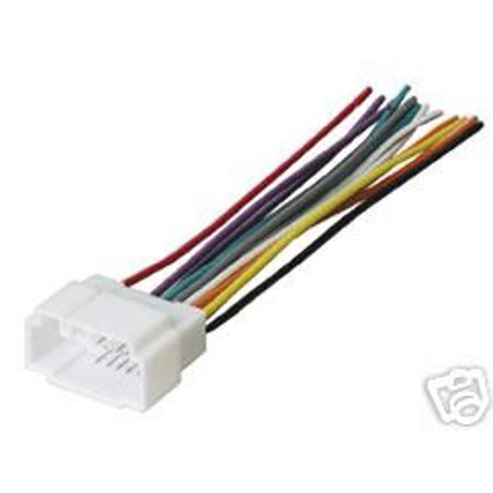 Stereo Wire Harness Honda Civic 99 00 1999 2000 -car radio wiring installation parts By Carxtc Ship from US 00 1999 2000 Car Radio