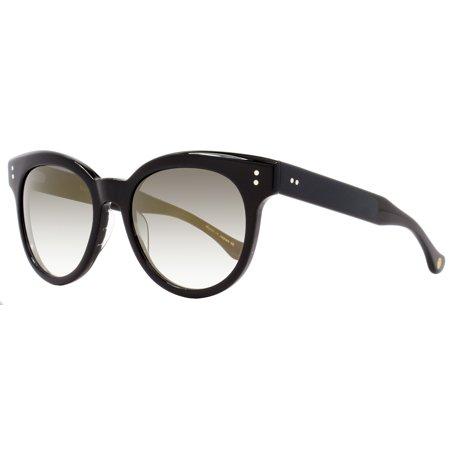 Dita Oval Sunglasses 22028 Sunspot A-BLK-GLD Black 22028 (Dita Sunglasses)