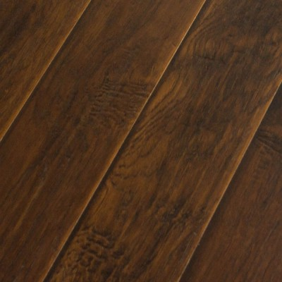 Handscraped Rock Creek Oak Laminate Flooring 12.3mm 17.36 sq. ft/box