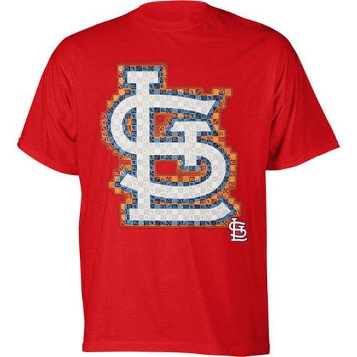 MLB - St. Louis Cardinals Red Circle Zone T-Shirt