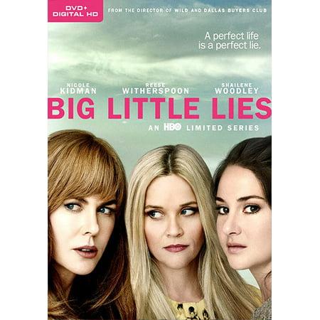 Big Little Lies: Season 1 (DVD + Digital HD)