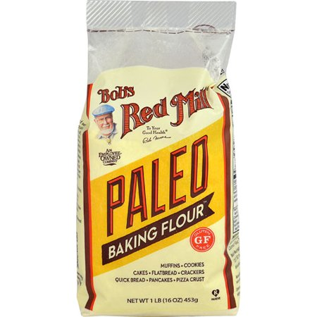 Bob's Red Mill Paleo Baking Flour Gluten Free -- 16 oz pack of