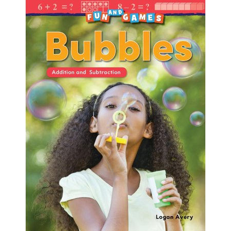 Fun and Games: Bubbles Addition and Subtraction - eBook](Addition And Subtraction Color By Number Halloween)
