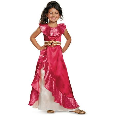 Elena Of Avalor Elena Adventure Dress Classic Child Halloween Costume