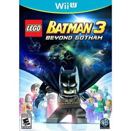 Lego Batman 3 Beyond Gotham Wii U Walmart Com