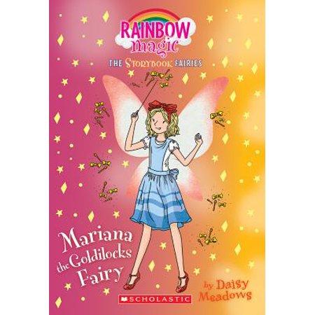 Mariana the Goldilocks Fairy(storybook Fairies #2) : A Rainbow Magic Book](Rainbow Majic)