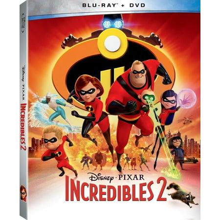 Rob Zombie Halloween 2 Blu Ray (Incredibles 2 (Walmart Exclusive) (Blu-ray +)