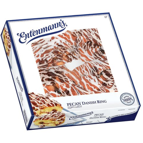 Entenmann's Pecan Danish Ring, 15 oz