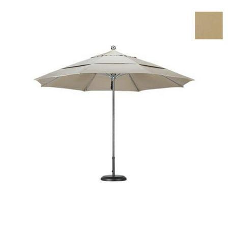 California Umbrella Umbrella Anodized Camel