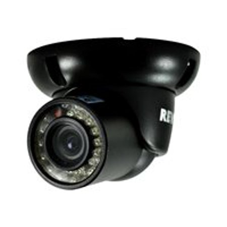 Revo 700 TVL Indoor/Outdoor Mini Turret Surveillance Camera with 100' Night Vision, 2