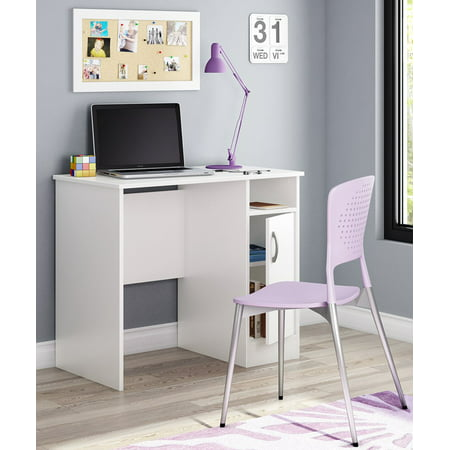 South Shore Smart Basics Work Desk, Multiple Finishes