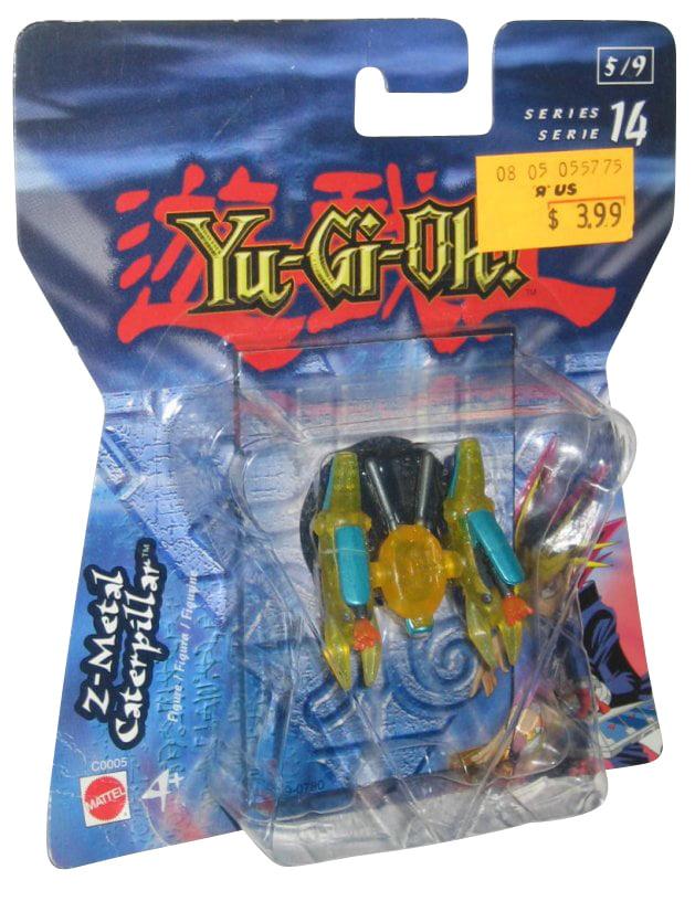 Yu-Gi-Oh! Z-Metal Caterpillar Series 14 Mattel Anime Action Figure by Mattel