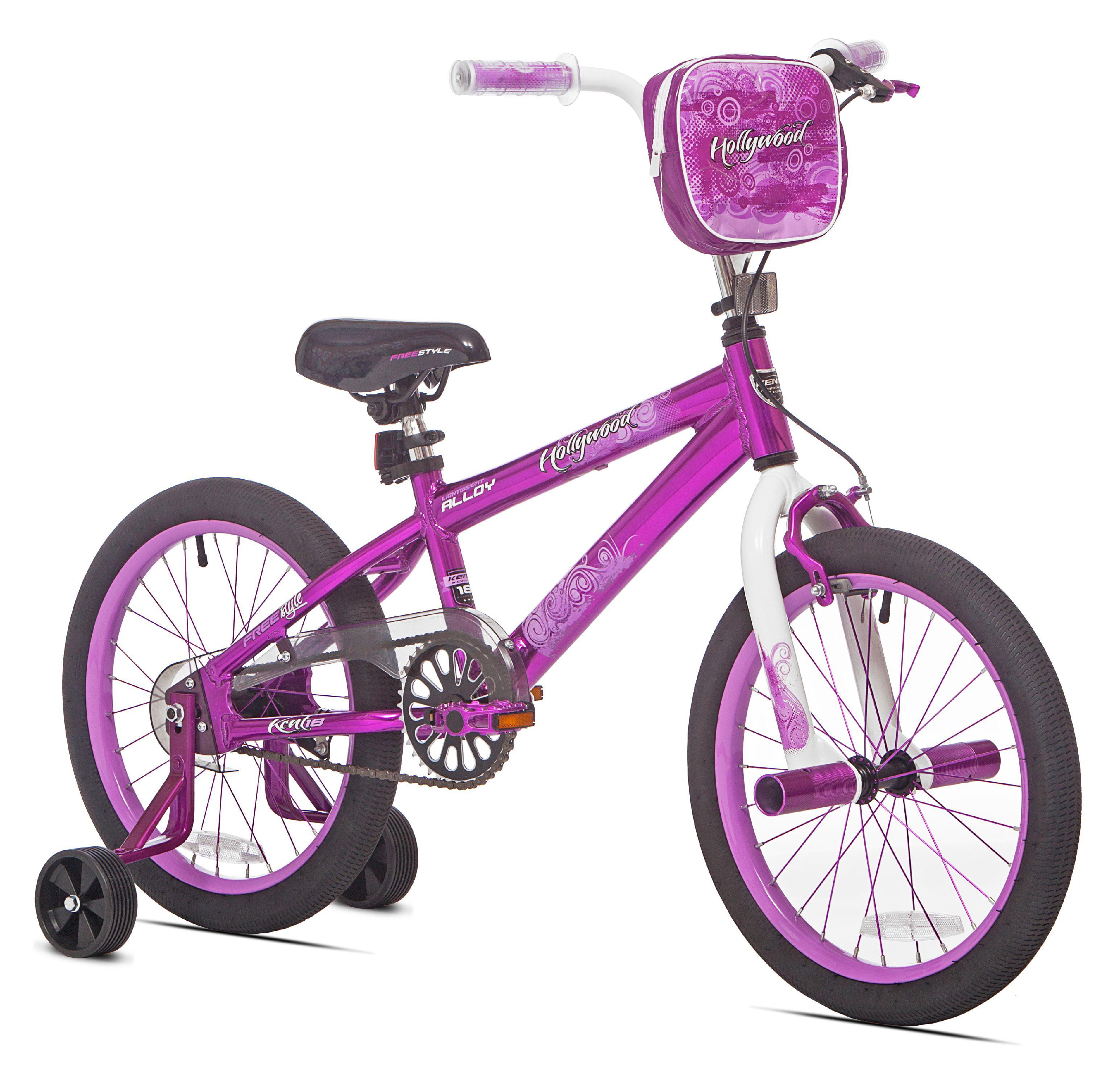 "18"" Girls' Genesis Hollywood Bike"