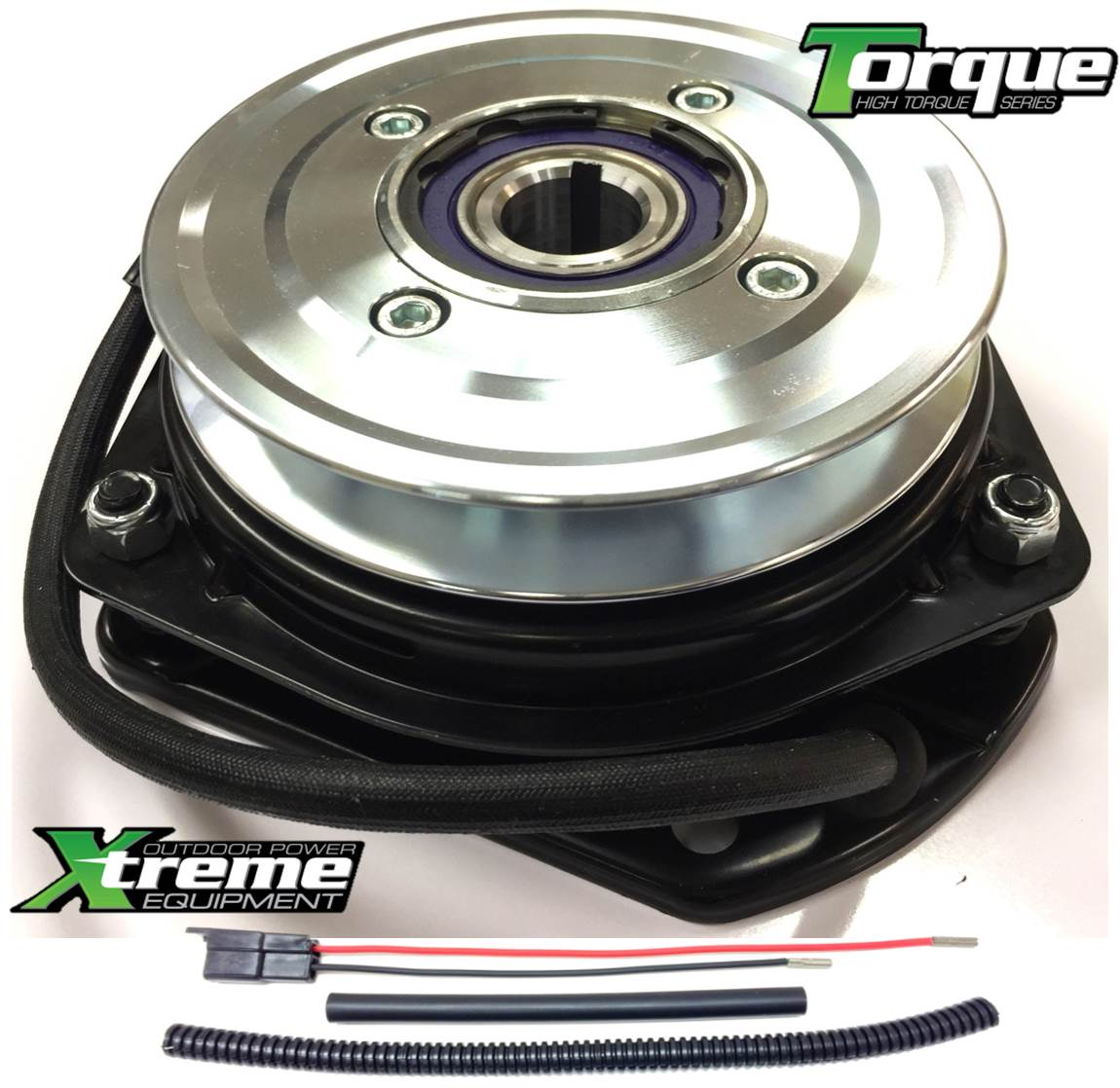 bundle 2 items pto electric blade clutch, wire harness repair kit Car Wiring Harness bundle 2 items pto electric blade clutch, wire harness repair kit replaces husqvarna 525749501 pto clutch, oem upgrade! w wire harness repair kit