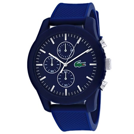 Lacoste Men's Chronograph Classic Silicone Watch 2010824 ()