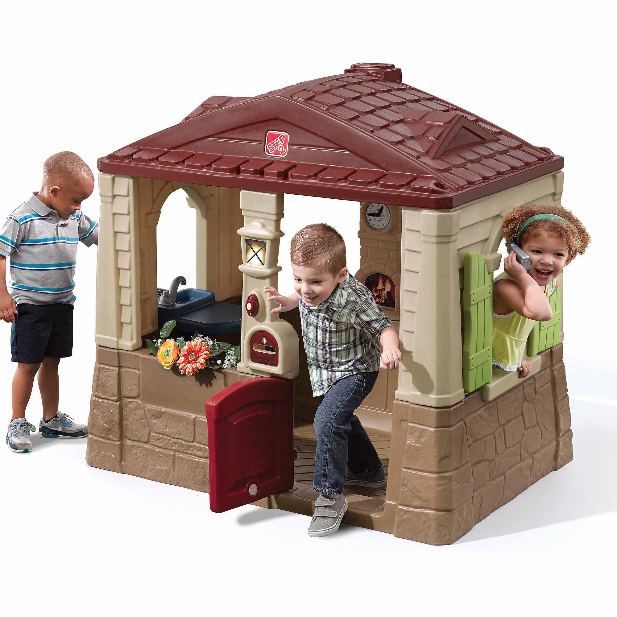 step2 naturally playful welcome home playhouse walmart com