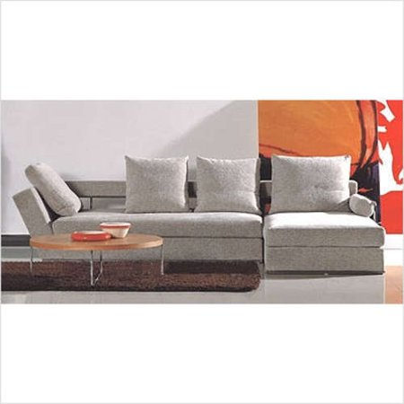 Loft concept bebe sectional right facing chaise sectional for Chaise bebe 9