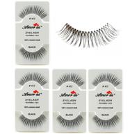 8f3791f4487 Product Image LWS LA Wholesale Store 6 Pairs AmorUs 100% Human Hair False  Long Eyelashes # 412