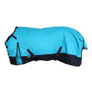 1000D Horse Turnout Waterproof Medium Weight Winter Blanket  102