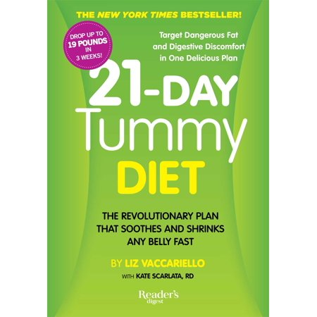 21-Day Tummy Diet : A Revolutionary Plan That Soothes and Shrinks Any Belly