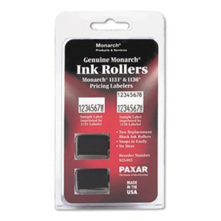 mnk925403 - monarch marking 925403 replacement ink rollers Monarch Silver Cartridge