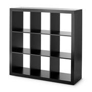 Better Homes & Gardens 9-Cube Storage Organizer, Espresso