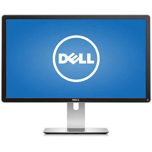 "Dell 24"" Ultra HD 4K Non-Touch Monitor (P2415Q Black)"