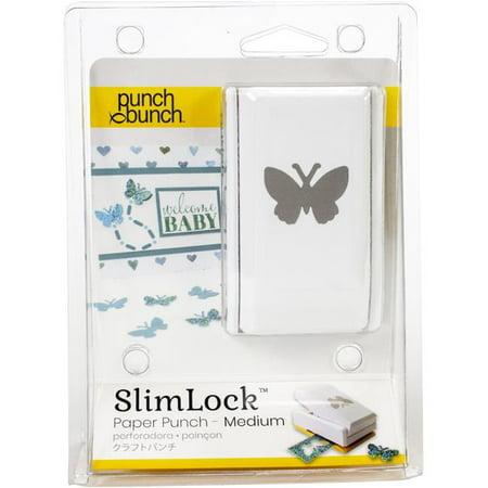 SlimLock™ Medium Punch - Butterfly